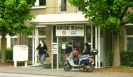 Zahltag an der Arge Bonn (2. September)