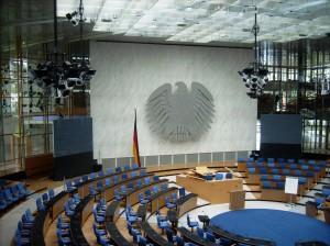Landesparteitag der CDU-NRW im ehemaligen Plenasaal Bonn, 6. November