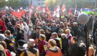 Voller Erfolg: Krach statt Kohldampf schieben – Erwerbslosendemo in Oldenburg