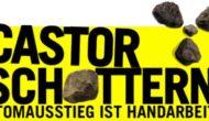 """Staatsanwaltschaft wirbt für """"Castor schottern"""""""