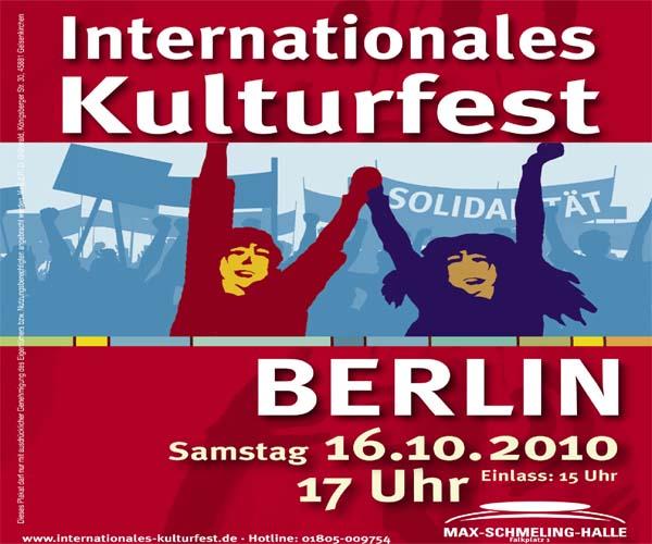 Ein außergewöhnliches Kulturfest