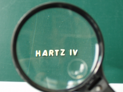 Hartz IV – Schwarz-Gelb ist schuldig!