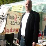 NRW-Landtagsabgeordneter Michael Aggelidis DIE LINKE