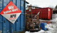 NPD-Dorf – Allein gegen den Nazi-Dreck