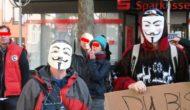 Zahlreiche Kapitalismuskritiker wieder auf der Straße – auch in Bonn formiert sich der Protest