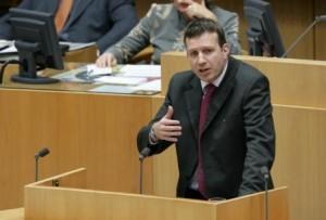 Stefan Romberg, sozialpolitischer Sprecher der FDP-Landtagsfraktion NRW