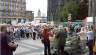 Polizei macht Kölner Kölner Montagsdemonstration mundtot