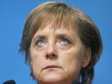 Merkel vereinbart Bündnis gegen französischen Präsidentschaftskandidaten Hollande