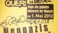 Überwältigende Anzahl von Gegenveranstaltungen zur Nazi-Demo am 1. Mai in Bonn