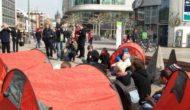 Wir lassen uns unseren Protest nicht von Frankfurt verbieten
