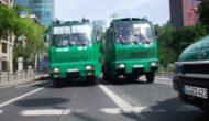 Blockupy: Schmerzensgeld nach Freiheitsentziehung