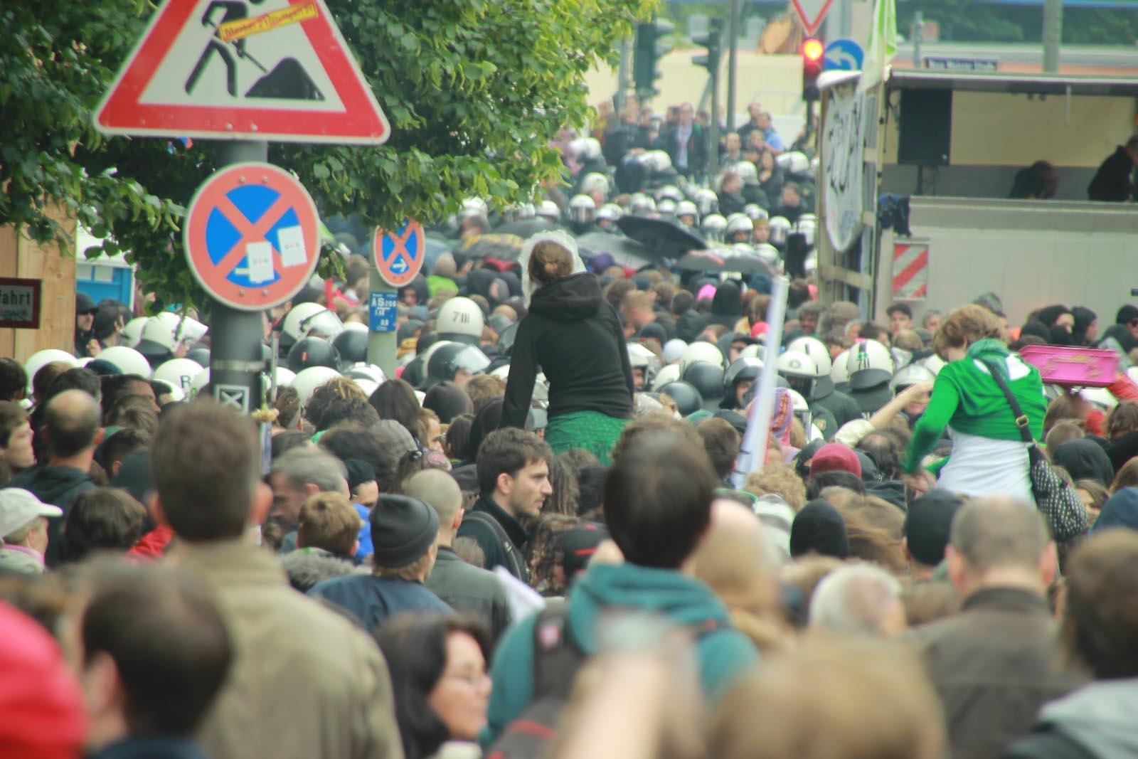 Blockupy: Stellungnahme Erwerbslosen Forum Deutschland