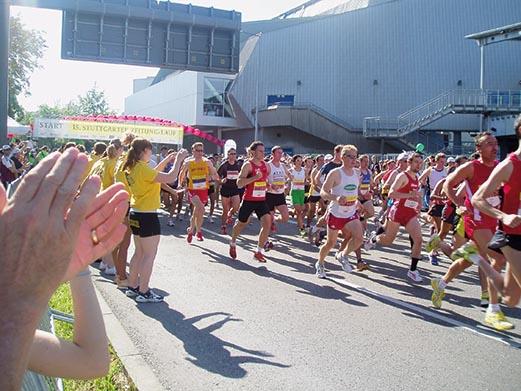 Marathonlauf © Thorben Wengert / Pixelio