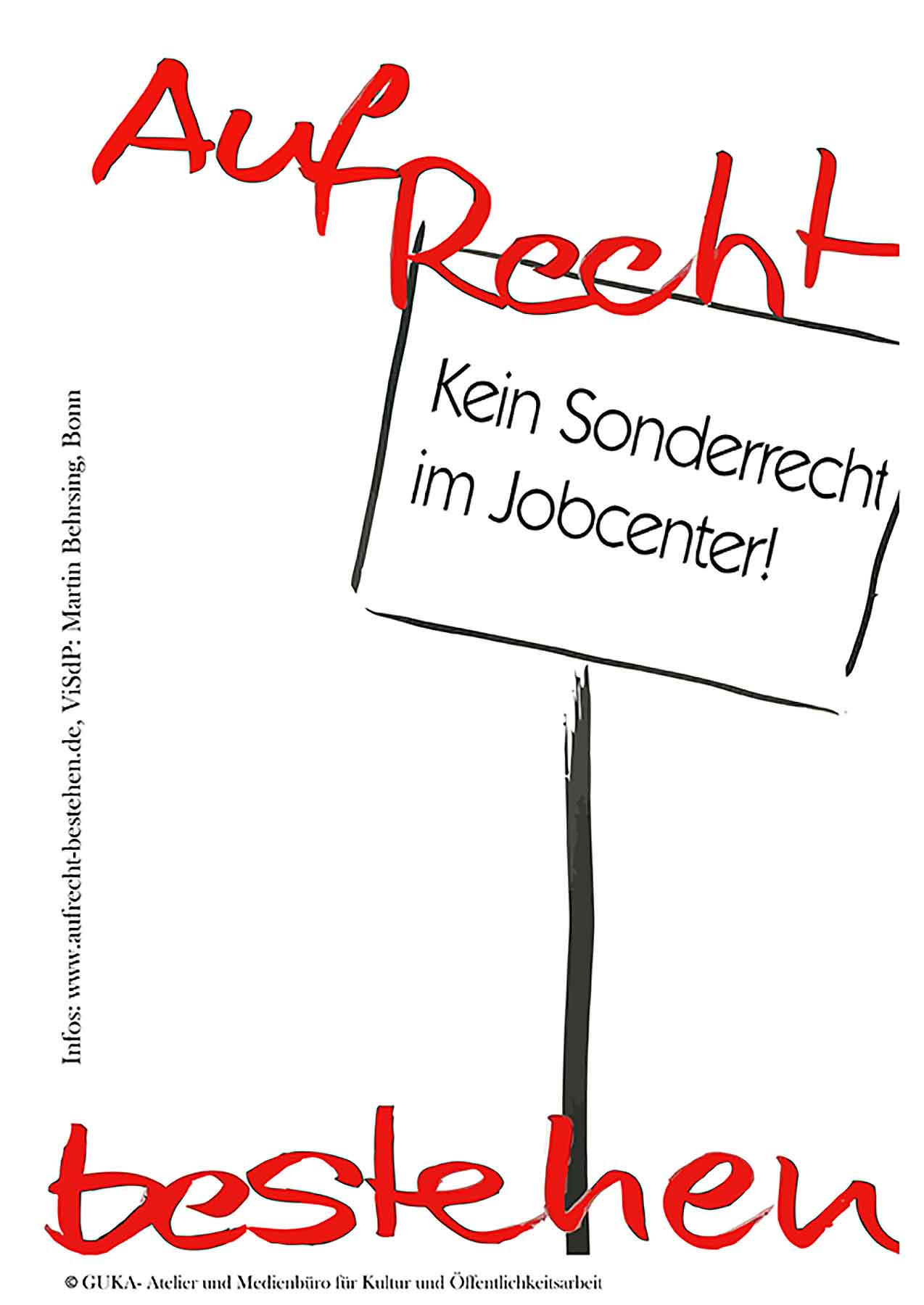 Bundesweiter Aktionstag gegen geplante Verschärfungen bei Hartz IV am 2. Oktober